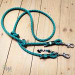 Tau-Führleine Turquoise Dream