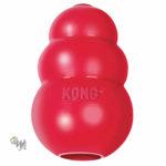 KONG Classic rot L 10,5cm (13-30kg)
