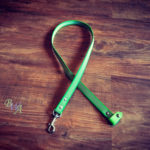 Kurzführer neon grün thin grip 1m/2cm