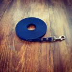 Schleppleine Biothane navy blue 16mm / 8m